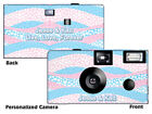 20 Waves of Love Disposable Cameras-PERSONALIZE-wedding camera/anniversary