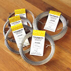 Picture Wire Soft Braided Stainless Steel Light/heavy Duty Frames Mirror Hanging