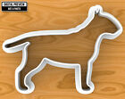 Bullterrier Dog Cookie Cutter, Selectable sizes