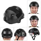 New Military Tactical Airsoft Paintball SWAT Protective Fast Helmet With Goggle