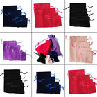 10 Pack Velvet Jewellery Packing Drawstring Pouches Wedding Gift Bags