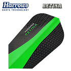HARROWS Retina Dart Flight 100 Mikron Slim Form green