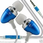 Stereo Sound In Ear Hands Free Headset Head Phones+Mic fits Harrier from EE