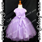 SBP8 Infants Wedding Graduation Evening Party Pageant Formal Birthday Gown Dress