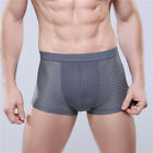 underwear modal men briefs Breathable mesh ice silk underpants sexy men's boxers