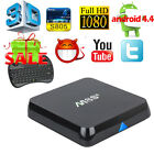 Lot 1080P M8S+ Plus S805 Quad Core Android 8G Media Player Smart TV Box+Keyboard