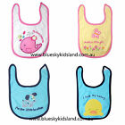 Baby Toddler Infant Adorable Soft Baby Kids Bib Waterproof Saliva Towel Cotton