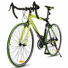 Shimano 700C 52cm Aluminum Road/Commuter Bike Bicycle 21 Speed Quick Release
