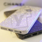 iPhone 5 5s 44s LUXE PAILLETTE Bling Strass Sticker Autocollant protection écran