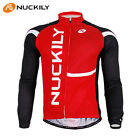 Pro Mens Cycling Bike Long Sleeve Clothing Bicycle Jackets Sportwear Jersey Tops