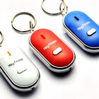 LED Whistle Sound Control Key Chain Key Finder Locator Find Lost Key Keychain