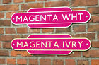 Railway Totem, Wall Sign, House Plaque Train Station Buy1Get1Free Xmas Specialx