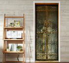3D Ancient Door 29 Door Wall Mural Photo Wall Sticker Decal Wall AJ WALLPAPER AU