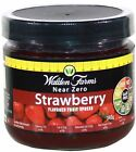 WALDEN FARMS LOW CALORIE FRUIT SPREAD - CARB FREE - FAT FREE - ALL FLAVOURS
