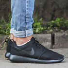 NIKE ROSHE ONE ROSHERUN BLACK ALL BLACK SZ 12   * 511881-026 *