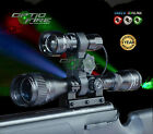 Opticfire® TX-38 T38 LED Deluxe/Supreme scope gun light kit hunting torch lamp