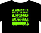 T Shirt, up to 5XL, trucker, truck, scania, funny, gift
