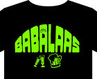 T Shirt up to 5XL, Babalaas, South African, braai, Afrikaans, funny, saffa gift