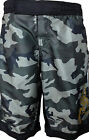 UFC Cage MMA Shorts Fight Training Grappling Muay Thai Kickboxing CAMO Pro Ligar