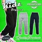 UNEEK Childrens Jogging Joggers Track Fleece Bottoms Ages 5-13 Boys Girls UC521