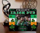 "4""x6"" PHOTO FRAME - IRISH PUB 1 - ADD YOUR NAME FREE Gift St. Patrick's Day Bar"