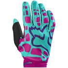 2017 Fox MX Youth Girls Dirtpaw Race Gloves - Purple/Pink Motocross Offroad Trai