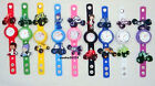 BLAZE & THE MONSTER MACHINES JIBBITZ BAND WATCH  & A SET OF 9 CHARMS, BRAND NEW
