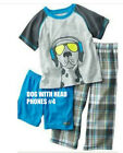 * NWT NEW BOYS 3PC CARTERS CARTER'S ALL YEAR PAJAMAS SET 12m 18m 24m 2 3 4