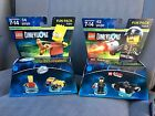 LEGO DIMENSIONS  Fun Pack 71213, 71211, 71218 BUILDING TOY NEW