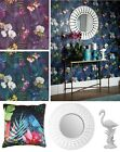 Arthouse Tropics Pindorama Tropical Floral Palm Wallpaper & Matching Accessories