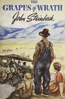 "GRAPES OF WRATH 1939 1st Ed OLD CARS Steinbeck = POSTER Not Book 7 SIZES 19""-36"""