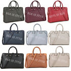 Women Handbags Ladies Multiple Pocket Office College Bag Laptop Briefcase