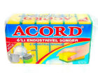 Acord 6 Pack Industrial Strength Washing Up Cleaning Catering Sponge Scourers