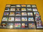Sega Game Gear Games - OVER 50 TITLES - Select From List