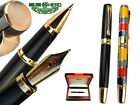 Fountain pen or RollerBall pen for Gift 2 colors to choose HERO767 Free Shipping