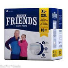 Premium Friends Adult Diapers Pants : pull up and down like regular underwear