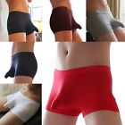Men's Boxer Briefs Underwear Trunks Shorts Bulge Pouch Underpants S M L XL