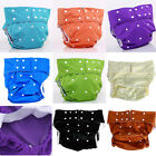 4layers Microfiber Adult Adjustable Incontinence Pants Pad Nappy Diaper Knickers