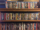 $4 blu ray Various BLU-RAY MOVIES LOT!  You choose how many!
