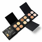 Women Makeup Highlighter Concealer Primer Contour Cream Face Powder Palette Kit
