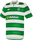 New Balance Mens Gents Football Soccer Celtic Home Shirt Jersey 2016-17