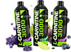 Nutrakey Liquid L Carnitine 3000 Supports Fat Loss  Energy Choose a Flavor