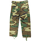 Kids Propper Military BDU Pants Woodland Camo