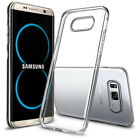 For Samsung Galaxy S8 Plus Case Crystal Clear Shockproof Slim Back Case Cover