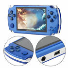 8GB 4.3'' 32Bit 100+ Games Built-In Port Handheld Video Game Console Player NEW