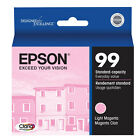Epson Light Magenta Claria Hi-Definition Ink Cartridge 99