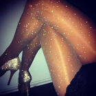 Superior Women Party Stretchy Bling Rhinestone Pantyhose Tights Stocking Best FO