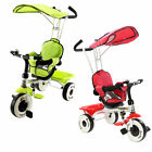 Kyпить 4-In-1 Kids Baby Stroller Tricycle Training Learning Toy Bike w/ Canopy Basket на еВаy.соm
