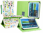 Universal Wallet Case Cover fits Alldaymall 10.1 Inch Android Tablet PC