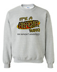 Long Sleeve T-shirt Unique It's A FIREFIGHTER Thing You Wouldn't Understand